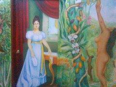Salón Homenaje a Las Heroinas