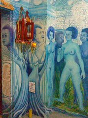 Salón Homenaje a Las Heroínas