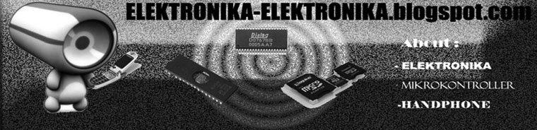 Elektronika Untuk Hobi Dan Belajar