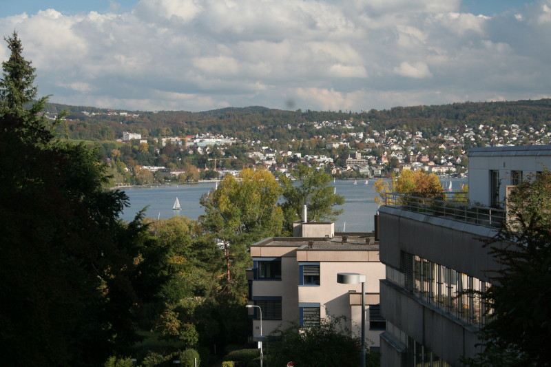 Zurich Lake, Oct 2006