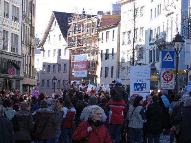 Einsiedeln, Switzerland Feb 2007