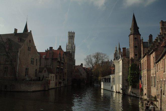 Bruges, Belgium Mar 2007