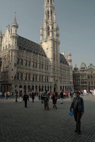 Brussels, Belgium Mar 2007