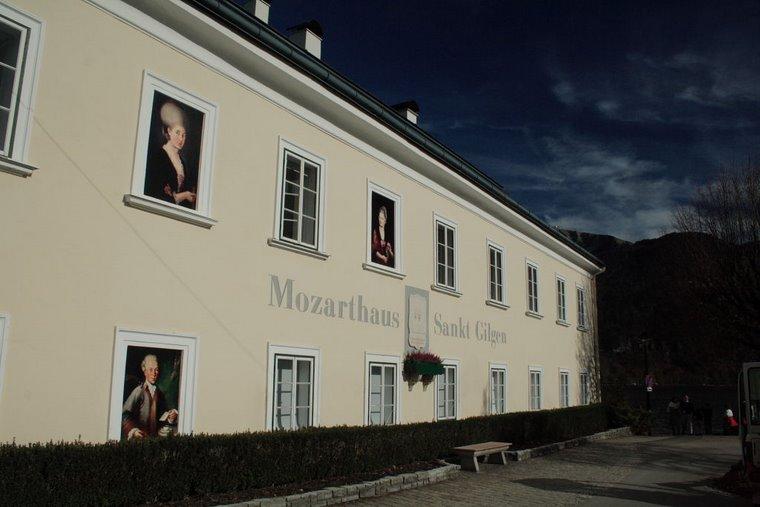 St. Gilgen, Austria Oct 2006