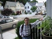 Prostenkuj i tyxenkuj takuj sobi rajoncyk Jamaika Plain u Bostoni!!!