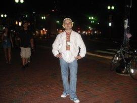 Ukraijnkuj xlopec u vechirnomy Bostoni!!!