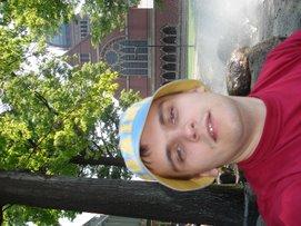 Ce ja i pozady Annenberg Hall!