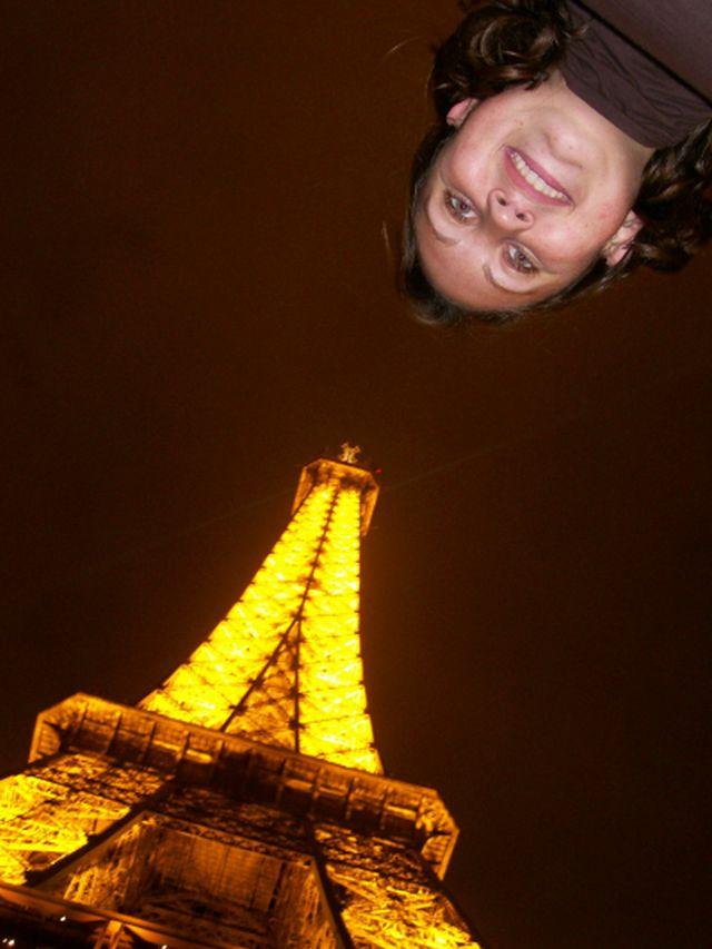 Oh la la! La Tour Eiffel!
