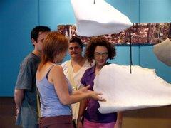 Exposició al Museu de Ciències Naturals, 2005