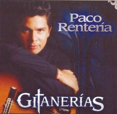 PACO RENTERIA CD GITANERIAS