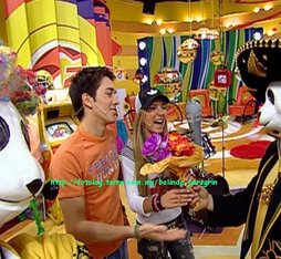 belinda en zapping zone