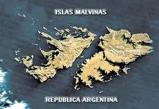 Las Malvinas, Argentinas