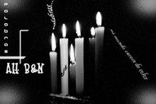 Solo soy palabras...y blanco & negro...