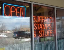 Buffalo Stamps and Stuff