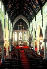 St Patrick's RCC Interior