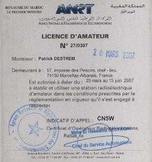 CN5W-licence