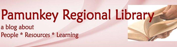 Pamunkey Regional Library Blog