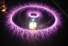 Efectos con una bobina de Tesla