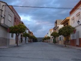 CALLE LAS TORRES