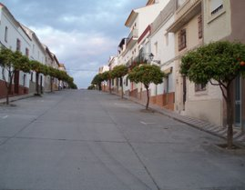 SUBIDA DE LA CALLE LAS TORRES