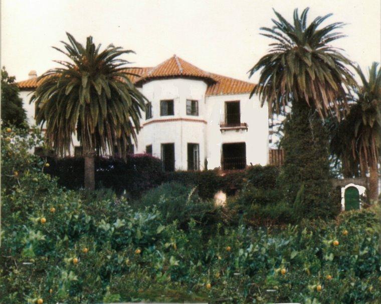 CASITA DE CAMPO (Construida en 1882)