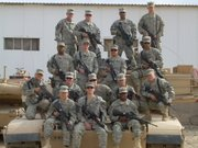 My Son and His Platoon in Iraq