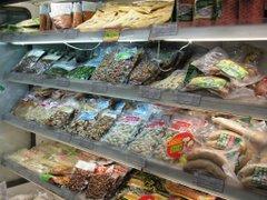 In einem chinesischen Supermarkt