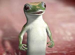 Geico Lizard