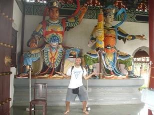dia 6:Lumbini Temples