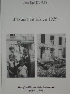 Vendredi 8 juin 2007 à 18h : Jean-Paul Dupuis, Souvenirs du débarquement à Caen