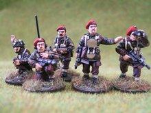 28mm British Paras