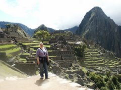 one more of Machu Picchu