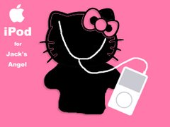 iPod nano@Hello Kitty Edition