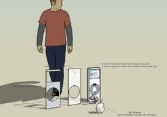 iPod Nano refined for my Angel