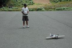 ◆模型のカブースの飛行機仲間◆とある飛行スペースでのスナップ写真です。photo by y-ssk