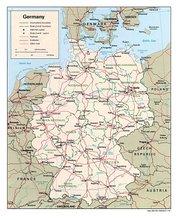 Allemagne, quatrième puissance économique mondiale.