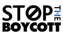 Stop the Boycott
