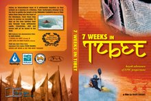 """7 weeks in Tibet, ""Low lives in high places"" Tibet expedition film"