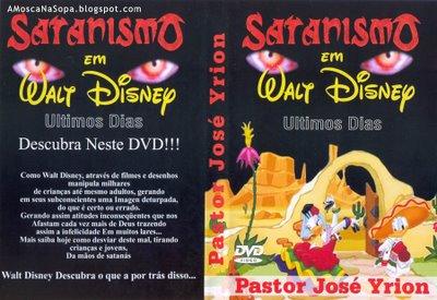 Disney e Satanismo