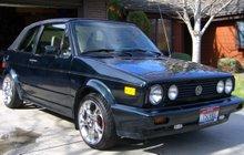 1993 VW Cabriolet