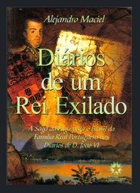 """""""Diários de um Rei exiliado"""", Landmark, Sao Paulo, 2005."""