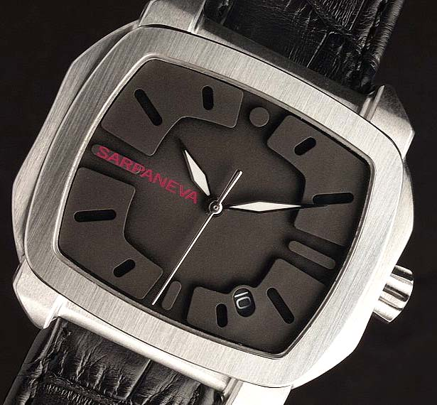 Watchismo times eero aarnio proto watch by sarpaneva for Watchismo