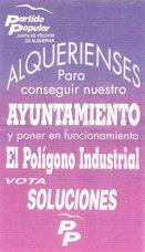 PROPAGANDA ELECTORAL 1995