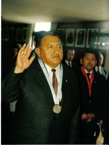 ADELMO HUAMANÍ MEZA Decano CPP - Junín - Huancavelica