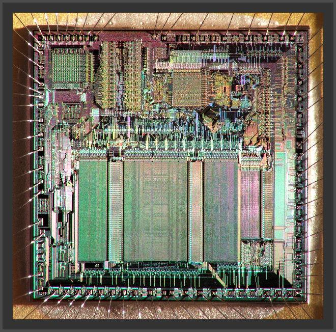 Alphatron M1 CPU