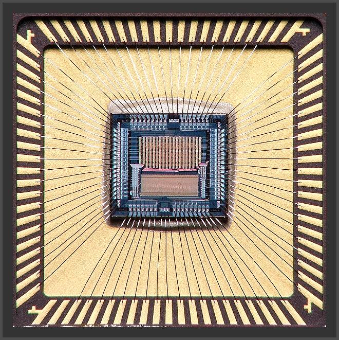 IDT 49C402-BG84 CPU
