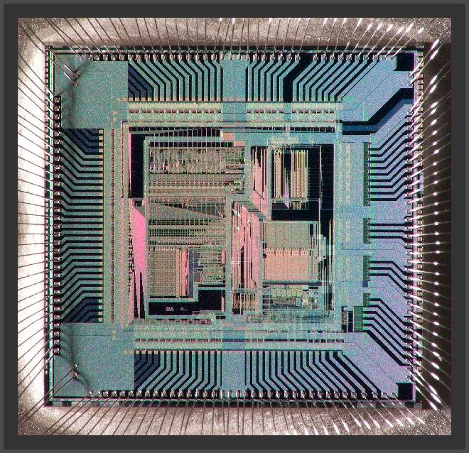 DEC VAX4000 Main Memory Controller DC557B