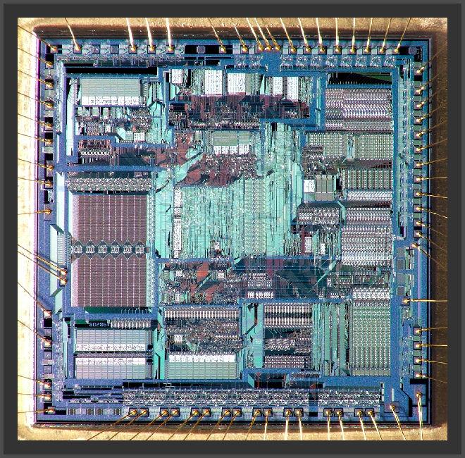 Fujitsu MBL80286 CPU