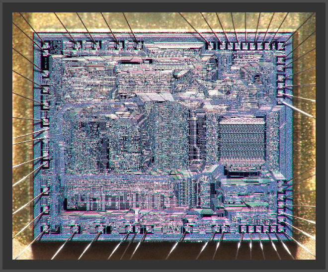 AMD Am2903ADC Bit-Slice Processor