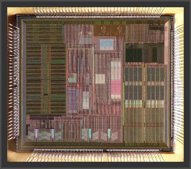 IDT WinChip C6 PSME200GA CPU
